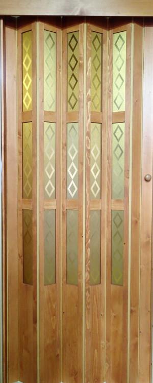 Drzwi Harmonijkowe Drzwi Drewniane Na Wymiar Rozsuwane I